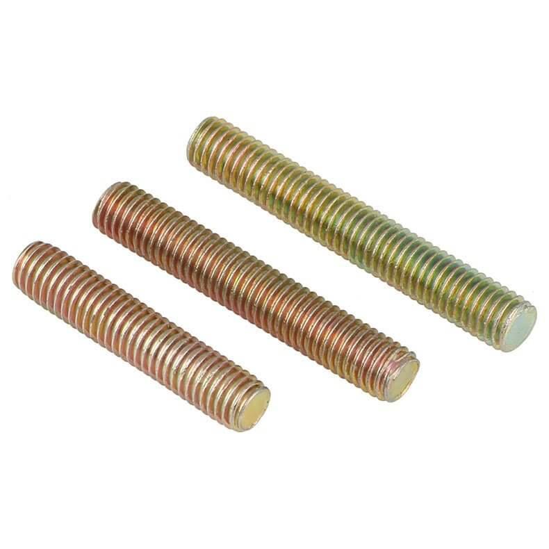 threaded pin