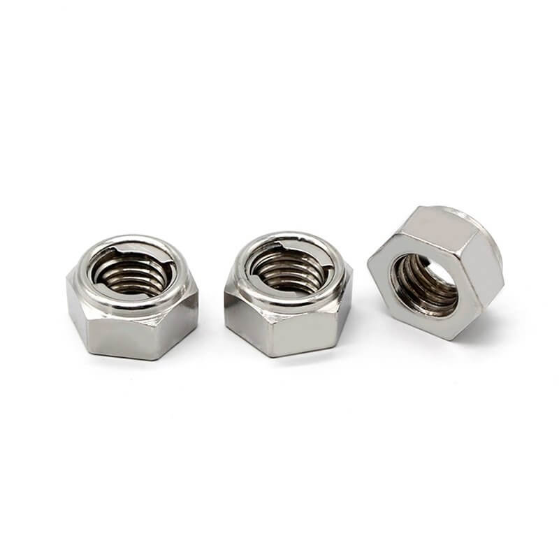 stainless steel locking nuts