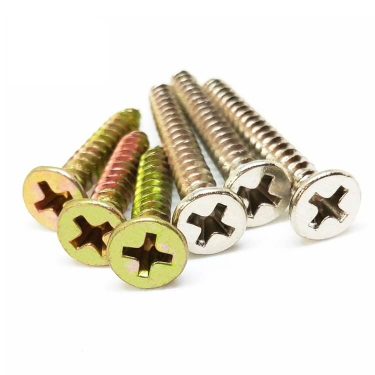 din 7982 mdf screws