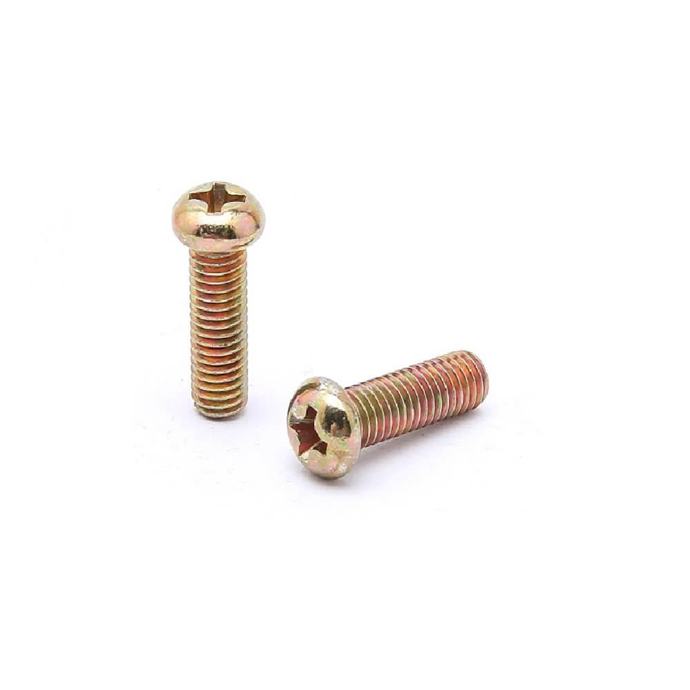 din 7985 pan head screws