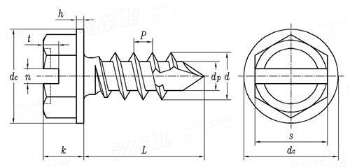 DIN 7504 (L) a
