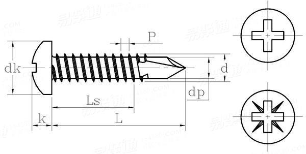 DIN 7504 (M) a