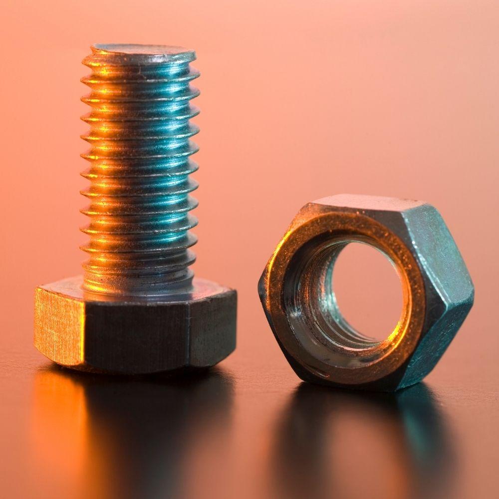 bolts types